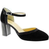 Pantofi Femei Pantofi cu toc Soffice Sogno SOSO9351ne nero