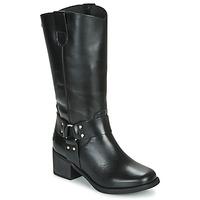 Pantofi Femei Cizme casual Musse & Cloud AUSTIN Negru