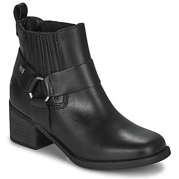 Pantofi Femei Botine Musse & Cloud ARLING Negru