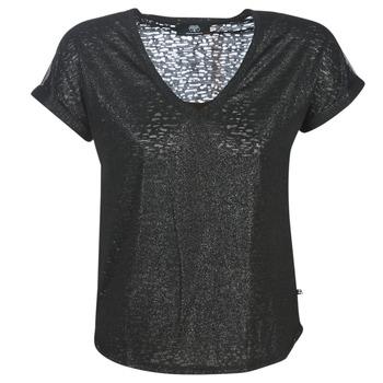 Îmbracaminte Femei Tricouri mânecă scurtă Le Temps des Cerises OKINAWA Negru