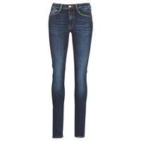 Îmbracaminte Femei Jeans slim Le Temps des Cerises PULP HIGH SLIM Albastru