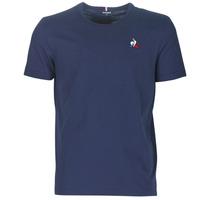 Îmbracaminte Bărbați Tricouri mânecă scurtă Le Coq Sportif ESS TEE SS N°2 M Albastru / Bleumarin