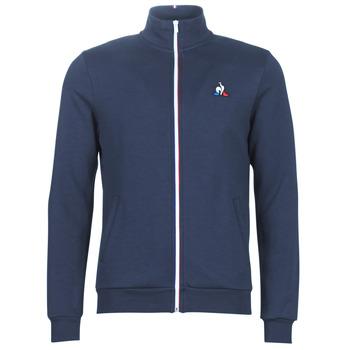 Îmbracaminte Bărbați Bluze îmbrăcăminte sport  Le Coq Sportif ESS FZ SWEAT N°2 M Albastru / Bleumarin