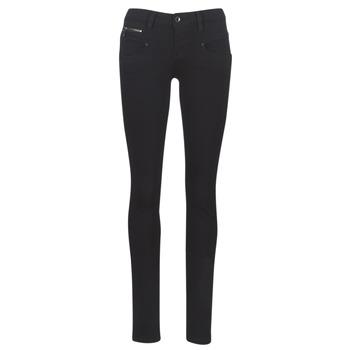 Îmbracaminte Femei Jeans slim Freeman T.Porter ALEXA SLIM S-SDM Negru