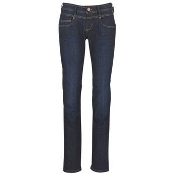 Îmbracaminte Femei Jeans drepti Freeman T.Porter CATHYA SDM Albastru / Brut
