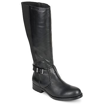 Pantofi Femei Cizme casual Marc O'Polo ZINDI Negru