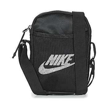 Genti Poșete și Sacoșe Nike NK HERITAGE S SMIT Negru