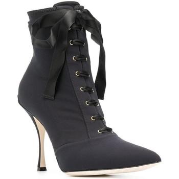 Pantofi Femei Botine D&G CT0471 AZ161 nero