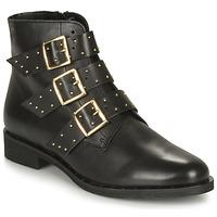 Pantofi Femei Ghete Betty London LYS Negru