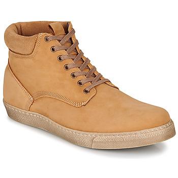 Pantofi Bărbați Ghete Casual Attitude LEO Bej