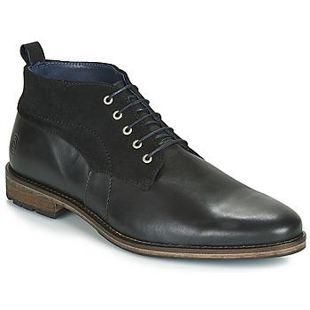 Pantofi Bărbați Ghete Casual Attitude RAGILO Negru