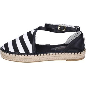 Pantofi Femei Espadrile O-joo BR119 Negru