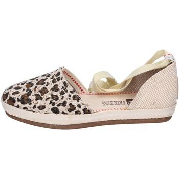 Pantofi Femei Espadrile O-joo BR121 Bej