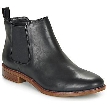 Pantofi Femei Ghete Clarks TAYLOR SHINE Negru