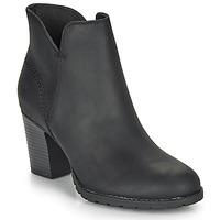Pantofi Femei Botine Clarks VERONA TRISH Negru