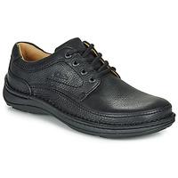 Pantofi Bărbați Pantofi Derby Clarks NATURE THREE Negru