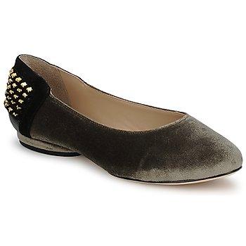 Pantofi Femei Balerin și Balerini cu curea Kat Maconie CECILIA Gri