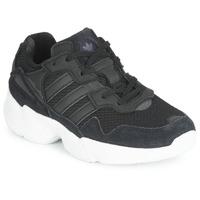 Pantofi Copii Pantofi sport Casual adidas Originals YUNG-96 C Negru