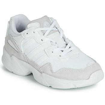 Pantofi Copii Pantofi sport Casual adidas Originals YUNG-96 C Alb