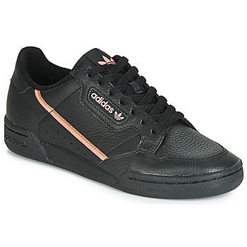 Pantofi Femei Pantofi sport Casual adidas Originals CONTINENTAL 80 W Negru