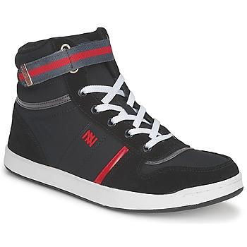 Încăltăminte Femei Pantofi sport stil gheata Dorotennis BASKET NYLON ATTACHE Negru