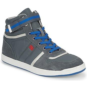 Încăltăminte Femei Pantofi sport stil gheata Dorotennis BASKET NYLON ATTACHE Gri