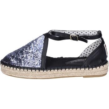 Pantofi Femei Espadrile O-joo BR122 Argint