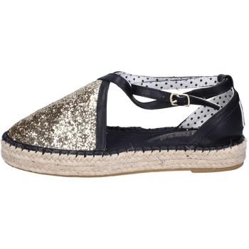 Pantofi Femei Espadrile O-joo BR126 Aur
