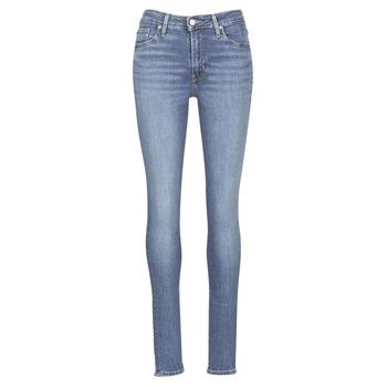 Îmbracaminte Femei Jeans skinny Levi's 721 HIGH RISE SKINNY Los / Angeles / Sun