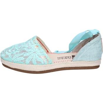 Pantofi Femei Espadrile O-joo BR130 Verde