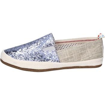 Pantofi Femei Pantofi Slip on O-joo BR132 Argint