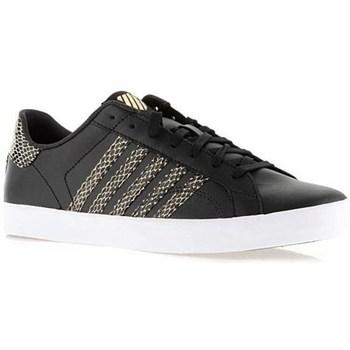 Pantofi Femei Pantofi sport Casual K-Swiss Belmont SO Negre, De aur