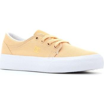 Pantofi Copii Tenis DC Shoes Trase TX Galbene