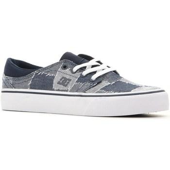 Pantofi Femei Pantofi sport Casual DC Shoes Trase TX LE Gri