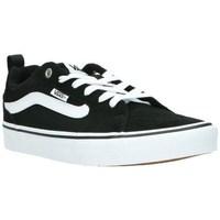 Pantofi Bărbați Pantofi sport Casual Vans Filmore Negre