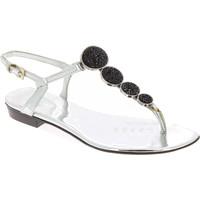 Pantofi Femei Sandale  Barbara Bui J5407 SPJ 8010 argento