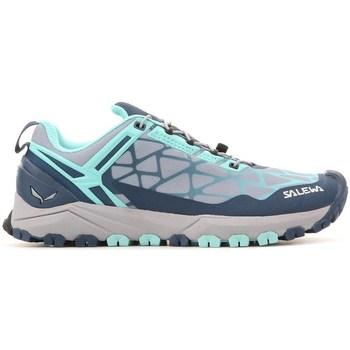 Pantofi Femei Pantofi sport Casual Salewa WS Multi Track Gri, Albastre, Albastre