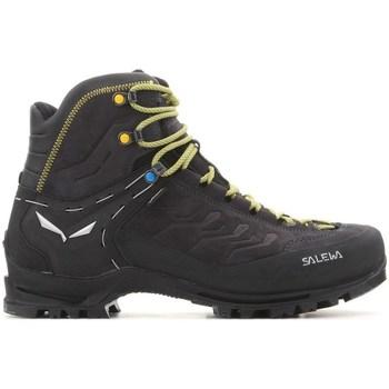 Pantofi Bărbați Drumetie și trekking Salewa MS Rapace Gtx Negre
