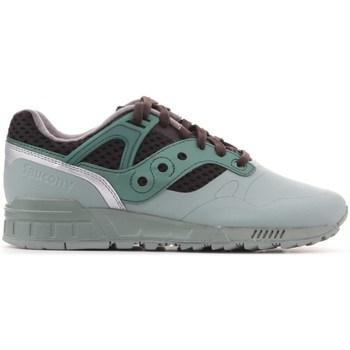 Pantofi Bărbați Pantofi sport Casual Saucony Grid Verde, Cafenii