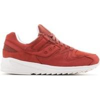 Pantofi Bărbați Pantofi sport Casual Saucony Grid 8500 HT Roșii