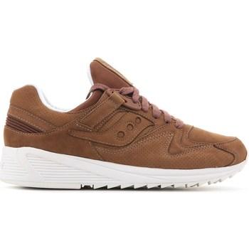 Pantofi Bărbați Pantofi sport Casual Saucony Grid 8500 HT Cafenii