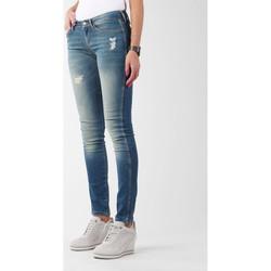 Îmbracaminte Femei Jeans skinny Wrangler Sandy Blues W23S4072G blue