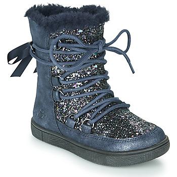 Pantofi Fete Cizme de zapadă Mod'8 BLABY Bleumarin
