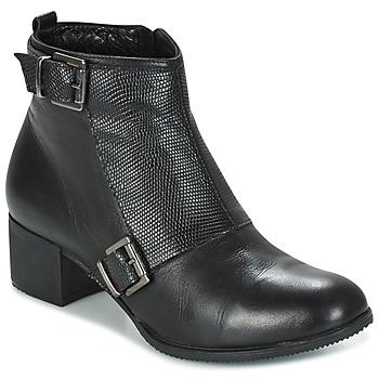 Pantofi Femei Botine Andrea Conti CASTEL Negru