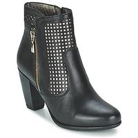 Pantofi Femei Botine Andrea Conti SAMPI Negru