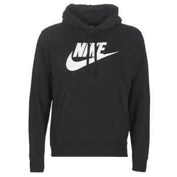Îmbracaminte Bărbați Hanorace  Nike M NSW CLUB HOODIE PO BB GX Negru