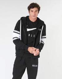Îmbracaminte Bărbați Hanorace  Nike M NSW NIKE AIR HOODIE FZ FLC Negru