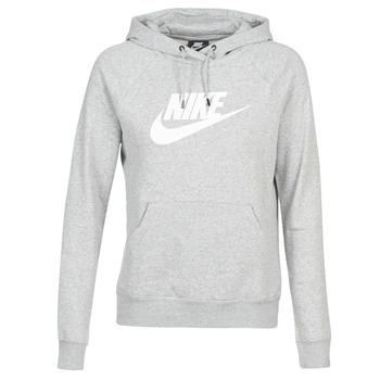 Îmbracaminte Femei Hanorace  Nike W NSW ESSNTL HOODIE PO  HBR Gri