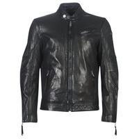 Îmbracaminte Bărbați Jachete din piele și material sintetic Redskins TRUST VICTORY Negru