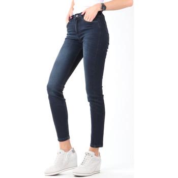 Îmbracaminte Femei Jeans skinny Lee Scarlett High Crop Skinny Cropped L32BAIFA navy